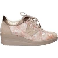 Schoenen Dames Sneakers Melluso HR20128 Beige