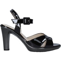 Schoenen Dames Sandalen / Open schoenen Melluso HR50137 Zwart