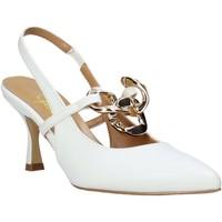 Schoenen Dames Sandalen / Open schoenen Grace Shoes 057R059 Wit
