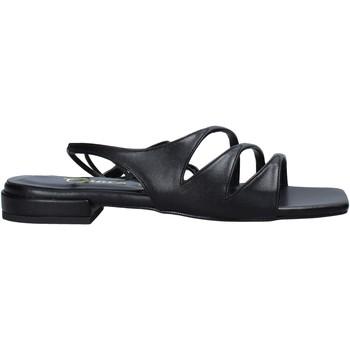 Schoenen Dames Sandalen / Open schoenen Grace Shoes 369A002 Zwart