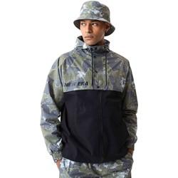 Textiel Heren Jacks / Blazers New-Era 12590878 Zwart