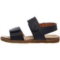 Schoenen Kinderen Sandalen / Open schoenen Naturino 502713 01 Zwart