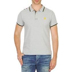 Textiel Heren Polo's korte mouwen A-style LIVORNO Grijs