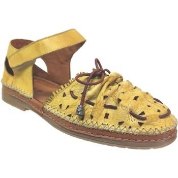 Schoenen Dames Sandalen / Open schoenen Madory Marly Geel leer