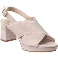 Schoenen Dames Sandalen / Open schoenen Folies 2003 Lichtroze