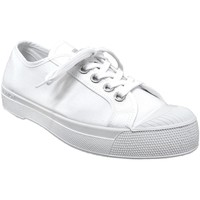 Schoenen Dames Lage sneakers Bensimon Romy b79 Wit canvas