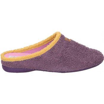 Schoenen Dames Sloffen Cosdam Z. DE CASA  511 SEÑORA BERENJENA Violet