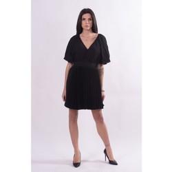 Textiel Dames Korte jurken Fracomina FQ21SD1002W412F9 Zwart