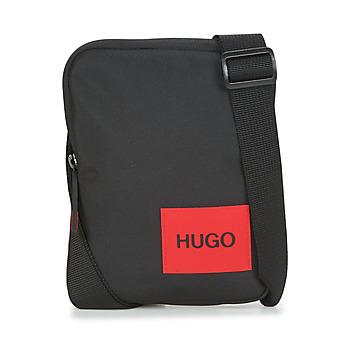Tassen Heren Tasjes / Handtasjes HUGO Ethon_NS zip Zwart
