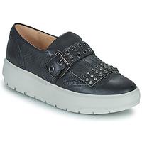 Schoenen Dames Lage sneakers Geox KAULA Zwart