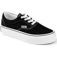 Schoenen Sneakers D.Franklin 20014 Zwart
