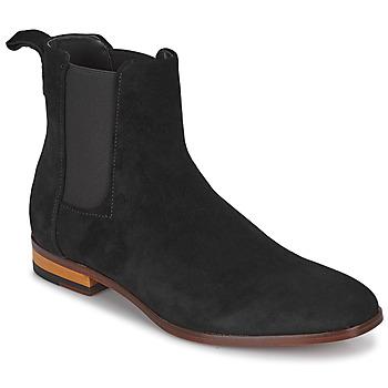 Schoenen Heren Laarzen HUGO CULT CHEB Zwart