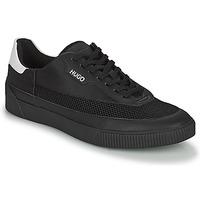 Schoenen Heren Lage sneakers HUGO ZERO TENN Zwart