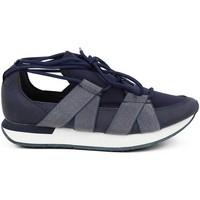 Schoenen Dames Lage sneakers Chika 10 70535 BLUE