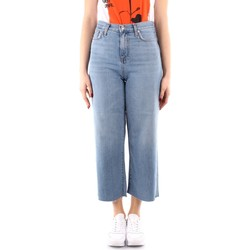 Textiel Dames Straight jeans Roy Rogers P21RND043D4271707 BLUE