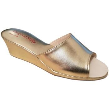 Schoenen Dames Sandalen / Open schoenen Milly MILLY103oro nero