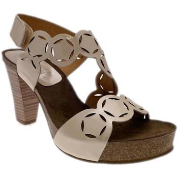 Schoenen Dames Sandalen / Open schoenen Calzaturificio Loren LOJ0846dune nero