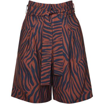 Textiel Dames Korte broeken / Bermuda's Lisca Lima  Zomer Kort Paars