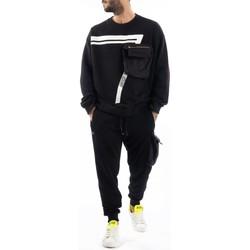 Textiel Heren Sweaters / Sweatshirts Takeshy Kurosawa  Zwart