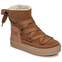 Schoenen Dames Snowboots See by Chloé CHARLEE Camel