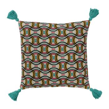 Wonen Kussenhoezen Sema AFRIC-VIB Blauw