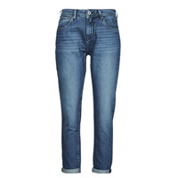 Textiel Dames Straight jeans Pepe jeans VIOLET Blauw / Medium