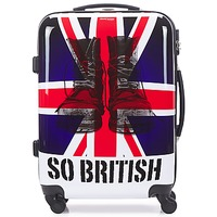 Tassen Valise Rigide David Jones UNION JACK 53L Multi