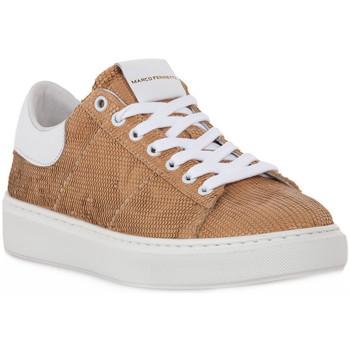 Schoenen Dames Lage sneakers Marco Ferretti CROISSANT LUXURY Marrone