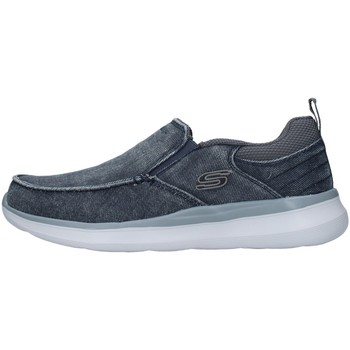 Schoenen Heren Mocassins Skechers 210025 BLUE