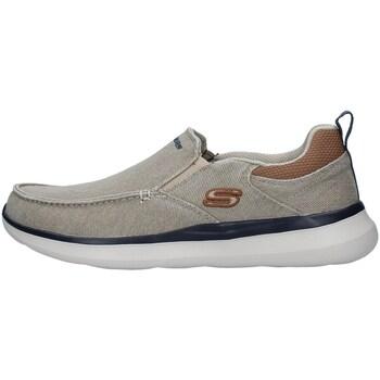Schoenen Heren Mocassins Skechers 210025 WHITE