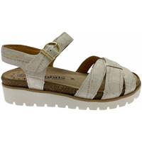 Schoenen Dames Sandalen / Open schoenen Mephisto MEPHTISIANEsand blu