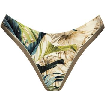 Textiel Dames Bikinibroekjes- en tops Lisca Bikinislip ingesprongen Ensenada Donkergroen