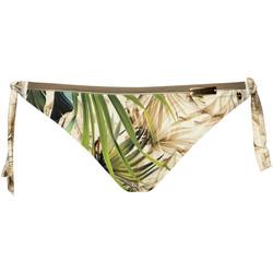 Textiel Dames Bikinibroekjes- en tops Lisca Ensenada  geknoopt zwembroekje Donkergroen