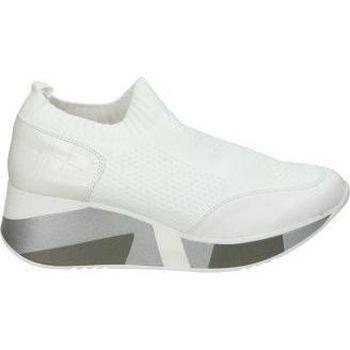 Schoenen Dames Instappers Revel Way DEPORTIVAS  85351 MODA JOVEN BLANCO Blanc