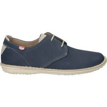Schoenen Heren Derby & Klassiek On Foot ZAPATOS  O06535 CABALLERO MARINO Bleu