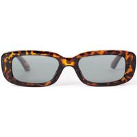 Horloges & Sieraden Heren Zonnebrillen Jacker Sunglasses Bruin