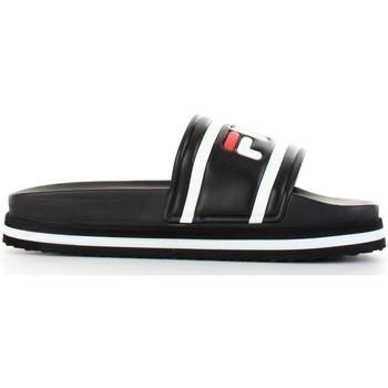 Schoenen Dames slippers Fila 1010639 Nero