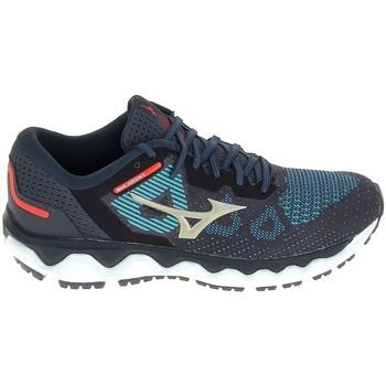 Schoenen Running / trail Mizuno Wave Horizon 5 Bleu Blauw