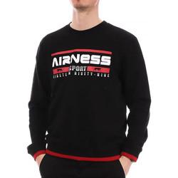 Textiel Heren Sweaters / Sweatshirts Airness  Zwart