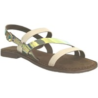 Schoenen Dames Sandalen / Open schoenen Metamorf'Ose Jaladin Platina