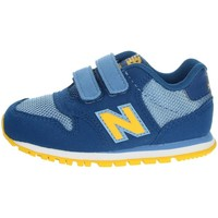 Schoenen Jongens Lage sneakers New Balance IV500TPL Light Blue