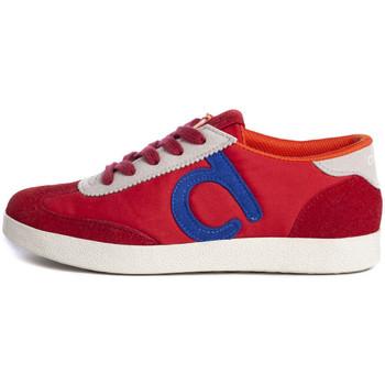 Schoenen Dames Lage sneakers Duuo Nice 037 Rood
