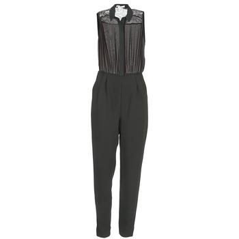 Textiel Dames Jumpsuites / Tuinbroeken BCBGeneration EGLANTINE Zwart