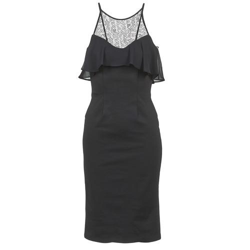 Textiel Dames Korte jurken BCBGeneration ATHENAIS Zwart