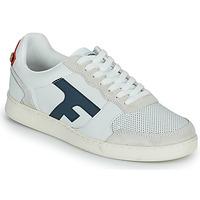 Schoenen Heren Lage sneakers Faguo HAZEL Beige / Blauw