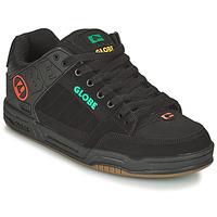 Schoenen Heren Skateschoenen Globe TILT Zwart / Blauw / Oranje
