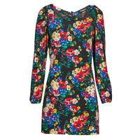 Textiel Dames Korte jurken Desigual NILO Multicolour