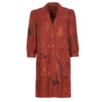 Textiel Dames Korte jurken Desigual SEVILLA Rood