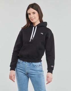 Textiel Dames Sweaters / Sweatshirts Champion CHAMPION LOGO Zwart