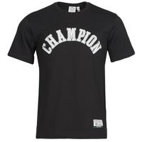 Textiel Heren T-shirts korte mouwen Champion 216575 Zwart